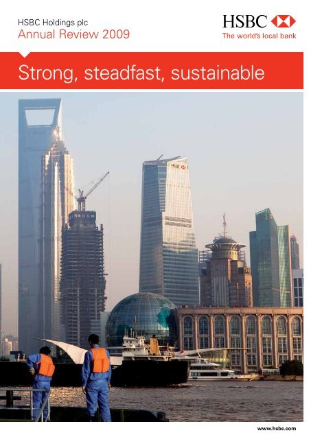 HSBC Holdings plc - Annual Review 2009
