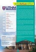 Buletin UTHM Bil. 3/2014 Edisi JUL-SEP 2014 - Page 2