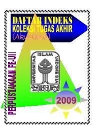 abstrak akuntansi 2009 - DIGITAL LIBRARY - FAKULTAS EKONOMI ...
