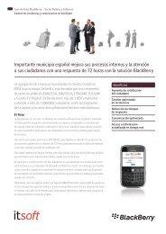 Importante municipio español mejora sus procesos internos y la ...