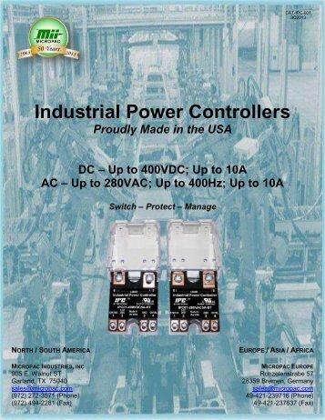 IPC01-Catalog - Micropac Industries