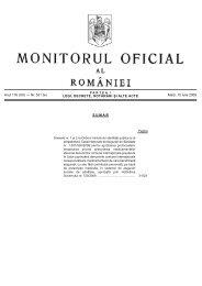 Monitorul Oficial al Romaniei Nr. 531 bis - filantropia.ro
