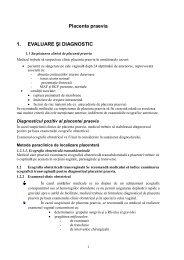 16.placenta praevia - filantropia.ro