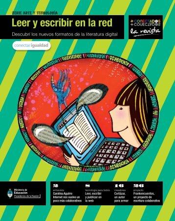 Leer y escribir en la red - Biblioteca de Libros Digitales - Educ.ar