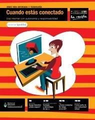 Cuando estás conectado - Biblioteca de Libros Digitales - Educ.ar