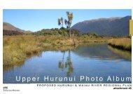 Upper Hurunui Photo Album