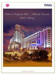 destination dubai - Premium Holidays
