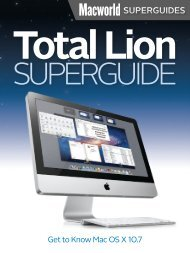 Total Lion Superguide - Macworld
