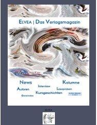 ELVEA   Das Verlagsmagazin - 01/2015