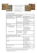 lämpökäsitellyn puun pintakäsittely sisällä ja ulkona - Lunawood - Page 7