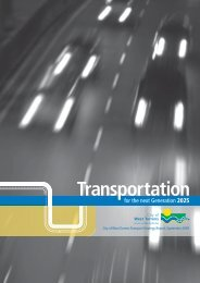 Recommendations - City of West Torrens - SA.Gov.au
