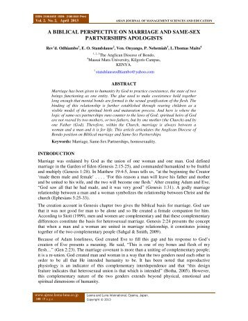 Thesis abstract related to educational management