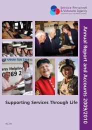 annual report and accounts 2009/2010 - Official Documents