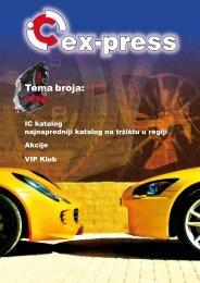 Tema broja: TRW - Inter Cars autodijelovi