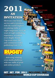 Rugby News & Review - MediaBizNet.com.au