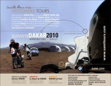 suivonsDAKAR2010 - SAMt