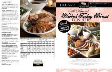 Ingredients & Preparation (PDF)