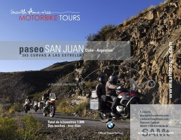 SAMt Paseo Men_SJ9 esp - South America Motorbike tours