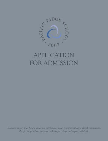 Admissions Cover Front.ai - Pacific Ridge School