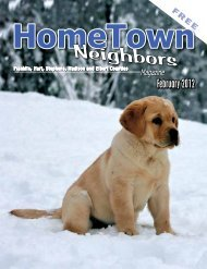 February 2012 - HomeTown Neighbors Magazine