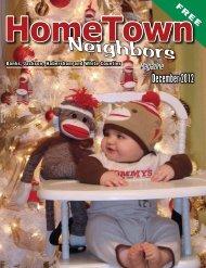 December 2012 - HomeTown Neighbors Magazine