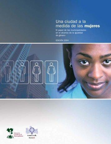 Una ciudad a la medida de las mujeres - ONU-Hábitat