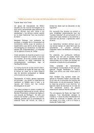 Resumen Nº 9 JUNIO 2011/Semana 1 - Fepsu.es
