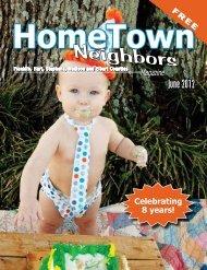 June 2012 - HomeTown Neighbors Magazine