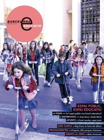 ESPAI PÚBLIC, ESPAI EDUCATIU - Fepsu.es