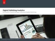 Digital Publishing Analytics - WoodWing Community Site