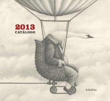 maqueta castellano:Maquetación 1 - Kalandraka