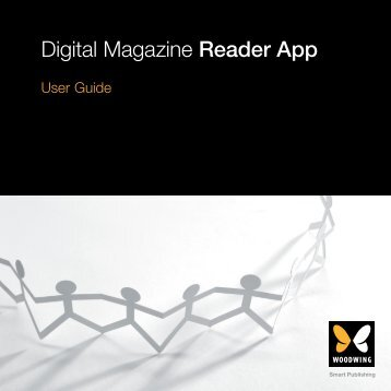 Digital Magazine Reader App - WoodWing Community Site