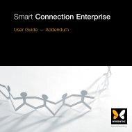 Smart Connection Enterprise - WoodWing Community Site