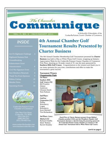 Member News - Cookeville Chamber
