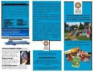 Promotion des projets educatifs 2012 (FR) - Falls Brook Centre