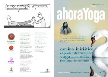 Descargar revista (pdf) - Happy Yoga