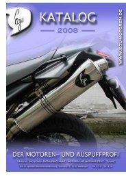 Katalog herunterladen - EGU-Motoren