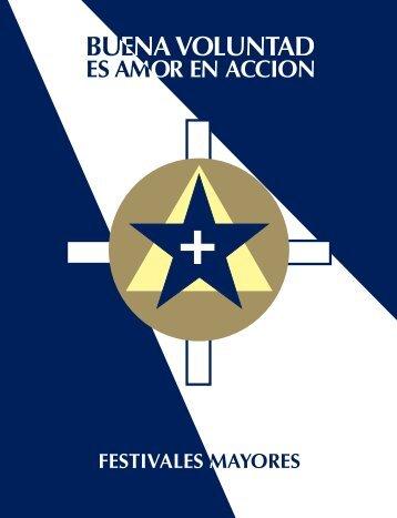 Los Tres Festivales Mayores - Fundación Lucis