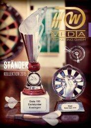 3W-Media Sportpreise - STÄNDER 2015