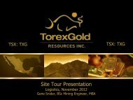Logistics Presentation Nov 2012