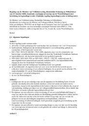 Tijdelijke regeling - ScoutNet Nederland