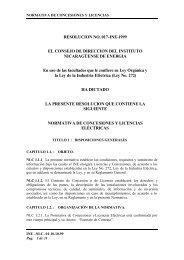 Normativa de Concesiones y Licencias - Mem