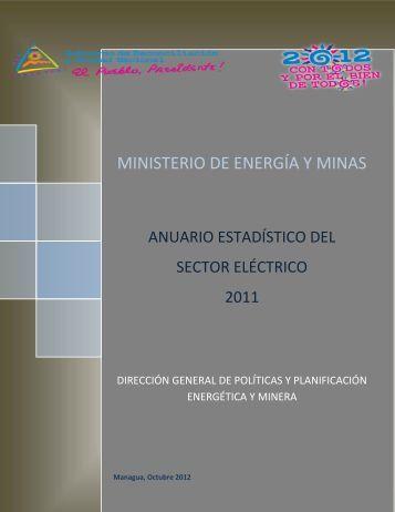 Eia lt ministerio de energ a y minas for Ministerio de minas