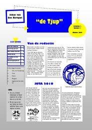 """""""de Tjup"""" - ScoutNet Nederland"""