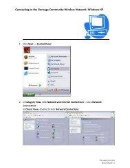 Windows XP - Gonzaga University School of Law