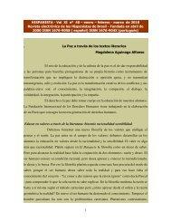 1 HISPANISTA - Vol XI nº 40 – enero – febrero - marzo de 2010 ...