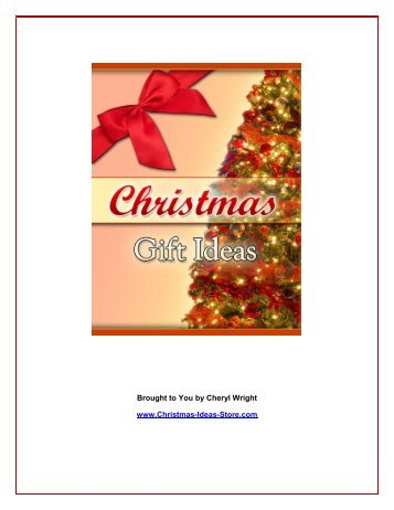 Christmas Gift Ideas for Kids - Christmas Ideas Store