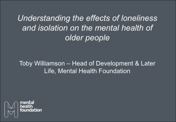 6 Toby Williamson Older people loneliness