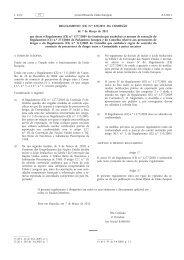 Regulamento (UE) n.o 225/2011 da Comissão, de 7 de ... - EUR-Lex