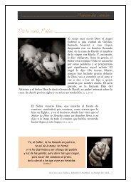 Manos humanas, la Mano de Dios (3).pdf - Orar con una Palabra